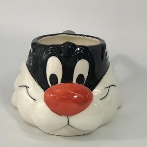 Looney Tunes Sylvester the Cat Coffee Mug Cup